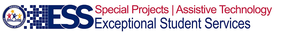Arizona Department of Education/Exceptional Student Services logo